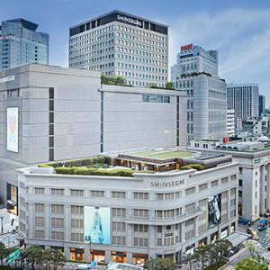 韓國首爾市新世界免稅店新世界免稅店 (明洞店)SG模式的返點